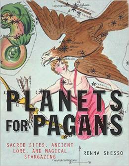 Planets for Pagans book cover