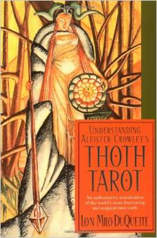 Thoth Tarot book cover