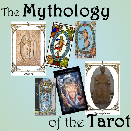 Click here to find out more info about my Mythology of the Tarot class. Also, if you're not in Denver, ask me about a webinar version of this class--I would like to take this class online this year!